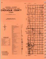 Map Image 015, Chickasaw County 1975